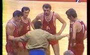 Концовка финала СССР - США, 1972