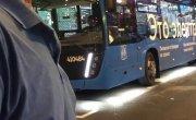 Зарядка электробуса