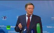 Иванов- Не свалив Путина, ничего с Россией не сделаешь