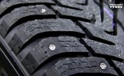 Представлена первая в мире зимняя шина с выдвижными шипамиNokian Tyres & future technology - The world's first non-studded winter tyre with studs