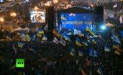 Вмешательство Запада обостряет украинский конфликт