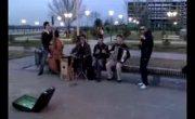 музыка уличный коллектив